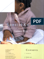 (Knitting)Special Knits - DEBBIE BLISS