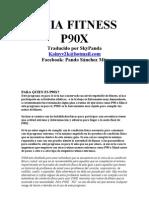 guia final fitness P90X2