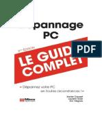Guide Micro Application  Dépannage Pc