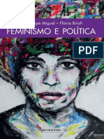 Flávia Biroli & Luis Felipe Miguel - Feminismo e política - Uma introdução-Boitempo Editorial (2015)