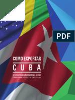 Como Exportar Cuba 2017