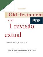 Antigo Testamento_Textual_ Análise