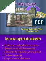 Atención Educativa en los colegios de integración preferente con aulas TGD. Aulas TGD