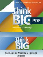Copy of Segmento de Mediana y Pequeña Empresa