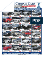 Buyers Choice Cars  - Issue 8
