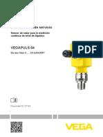 51141-ES-Manual-de-instrucciones-VEGAPULS-64-4-20-mA-HART-dos-hilos (2)