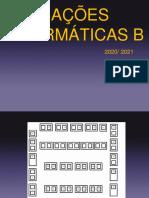 Aplicações Informáticas B - SLIDES