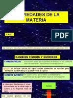 Estructura de la materia II