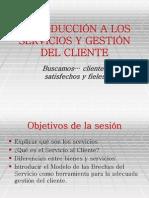02- Introducción a los Servicios y Gestión del Cliente