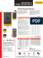 Digital Multi Meter Fluke 87V