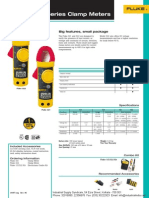 Digital Clamp Meter Fluke 321 322