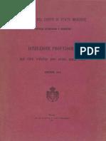 Istruzione Provvisoria Sul Tiro Ridotto Per Armi Mod. 1891 - 1914