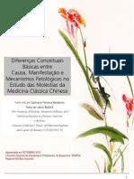 Mecanismos Patológicos na MTC