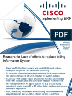Cisco_Implementing ERP_Group_13