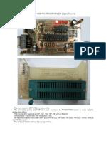 GTP USB PIC PROGRAMMER