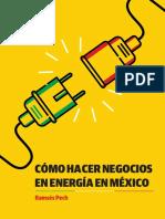 Cómo hacer negocios en energía en México