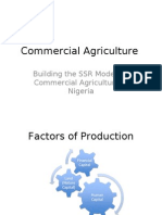 Commercialization of Agriculture3