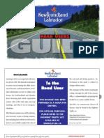 New Found Land Drivers Handbook