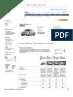 Honda Accord Ratings & Specs - Consumer Reports