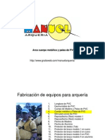 Arco de pvc