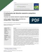 Il trattamento del disturbo ossessivo compulsivo resistente aguglia QUIP 2011