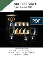 Surasul Bucovinei Nr. 3 (28) - Octombrie 2021(1)