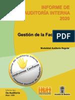 04 Informe Auditoria Gestion de Facturación