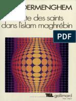 Le culte des saints dans l'islam