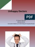 Unhappy Doctors[1]