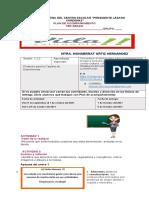 CUADERNILLO VIDA SALUDABLE DEL 27 DE SEPT AL 8 DE OCT. 2021
