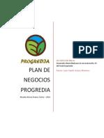 Plan Progredia 2016