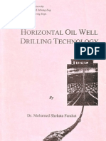 Horizontal Oil Well Drilling Technology