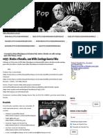 #095- Direito e Filosofia, com Willis Santiago Guerra Filho _ Filosofia Pop