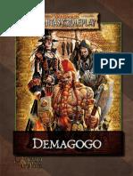 Wfrp Carriera Demagogo