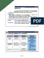Sistemas Digitais III