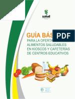 Guía para la oferta de alimentos saludables en kioscos y cafeterías_MINSA 2018 (1)