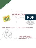 Livro - Vademecum Simplificado - Influenza - MS