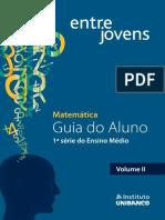Matematica Guia Do Aluno 1Ano Vol.2