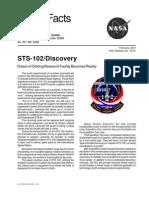Nasa Facts STS-102