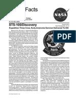 Nasa Facts STS-105