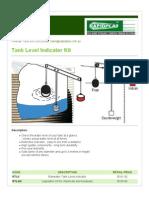 level indicator 1