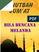 KhutbahJumat01-BilaBencanaMelanda