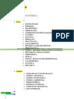 CRONOGRAMA de CONTEÚDOS