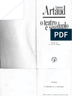 Antonin Artaud - O teatro e a cultura