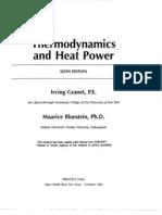 ThermodynammicsandHeatPower-SteamTables
