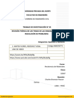 RESISTENCIA DE MATERIALES- MATOS FLORES,ROOSVELT VIDAL-N00250771