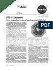 Nasa Facts STS-112