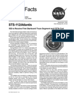 Nasa Facts STS-112