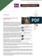 13-04-11 Cuenta Sonora con Ley que establece el secreto prfesional periodístico -termometroenlinea