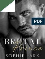 Brutal Birthright 01 - Brutal Prince